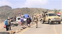 الضالع.. قتلى وجرحى وأسرى من المليشيا الانقلابية في إفشال هجوم بجبهة حمك