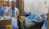 ارتفاع ضحايا وباء الكوليرا في اليمن إلى 398 حالة وفاة وإصابة 38 ألف حالة