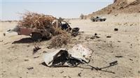 استشهاد وإصابة 8 مدنيين جراء انفجار ألغام حوثية بثلاث سيارات بالجوف