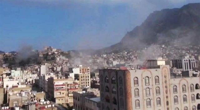 Houthis commit new massacre in Taiz