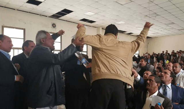 Houthis assault academics at Sana'a University