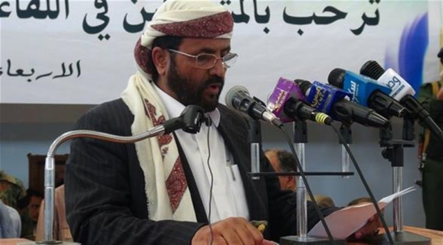Marib Governor: It is irrational to legitimize the Houthi coup