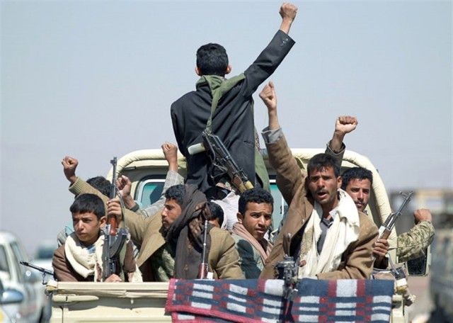 Houthis storm into house of MP