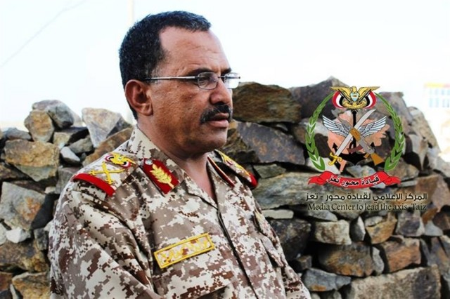 Military commander: Houthi militias live last moments in Taiz