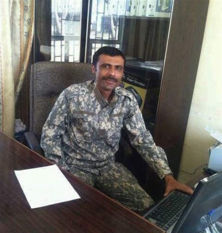 Houthis kidnap commander of air forces base