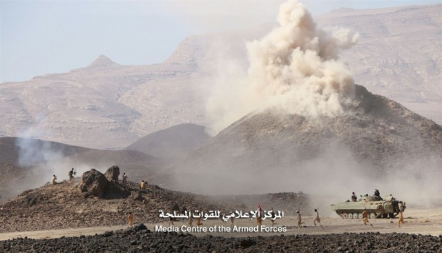 Yemen army gets close to Sana'a