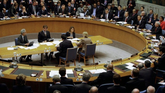 Security Council accuses Iran of violating arms embargo