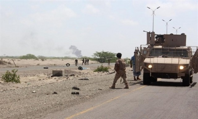 Yemen's army advances towards al-Makha