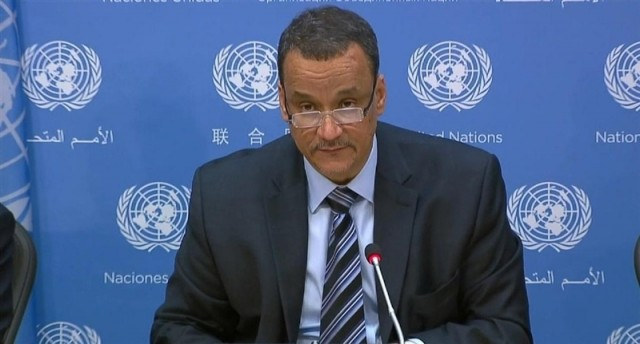 UN Envoy arrives in Sana'a