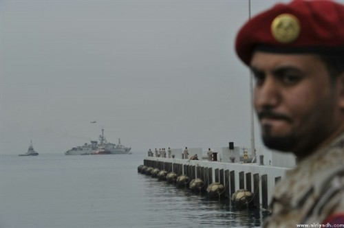 Saudi frigate attacked by Houthis reaches Jeddah