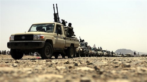 UN: Houthis used civilians as human shields