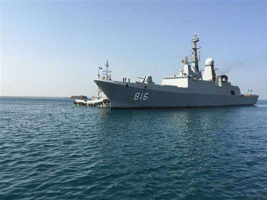 Arab Coalition intercepts three launches n Midi