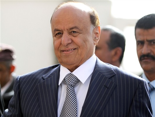 Hadi praises victories made in Nihim