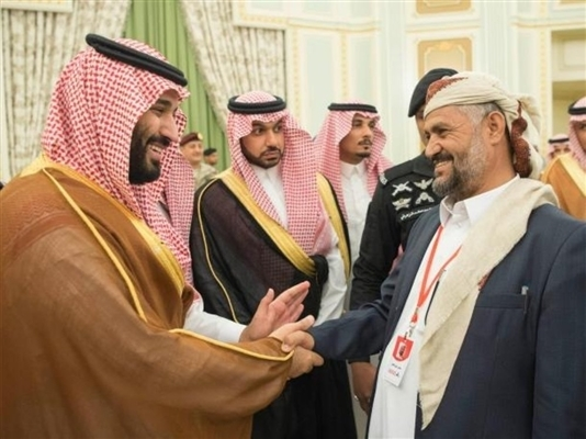 Saudi Deputy Crown Prince meets Yemeni tribal leaders