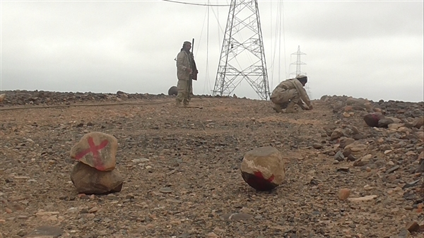 Over 500,000 landmines planted by putschists in Yemen