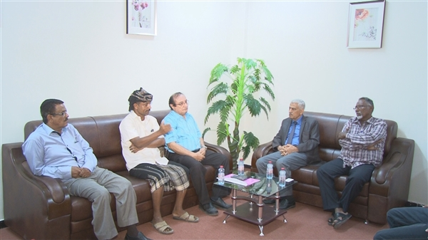 Leaders of Southern Movement welcomes appointment of new governor for Aden