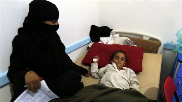 WHO: About 240 death cases of cholera in Yemen