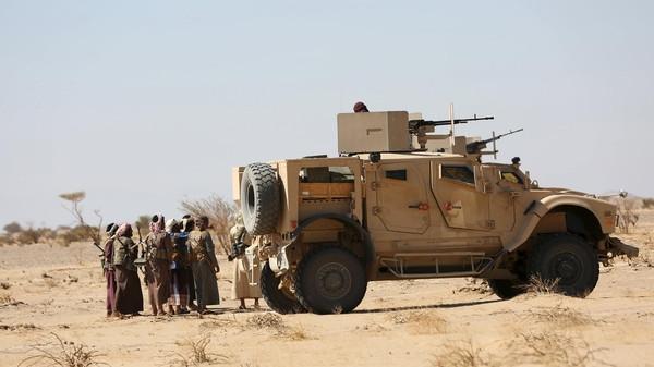 مارب: الجيش يحبط محاولة تقدم للإنقلابيين في المخدرة ويوقع فيهم خسائر كبيرة