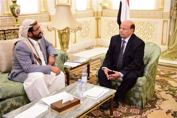 President Hadi directs to implement strategic projects in Marib