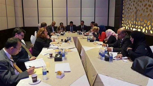 National Investigation Committee meets ambassadors of G18 Countries