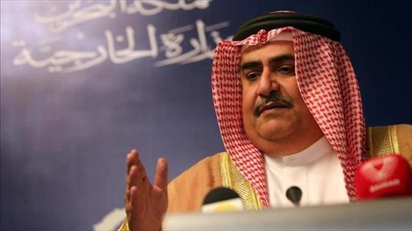 وزير خارجية البحرين يصل بغداد في زيارة مفاجئة