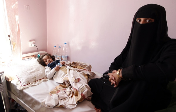 WHO:  New six death cases of cholera registered in Yemen