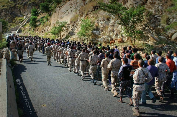 Military source: 12,000 soldiers will liberate western coast