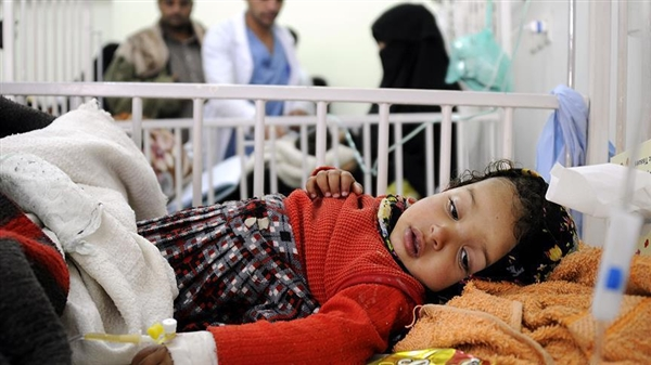Child malnutrition exacerbated in Yemen