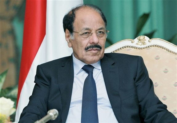 VP calls Yemenis to unite against coup