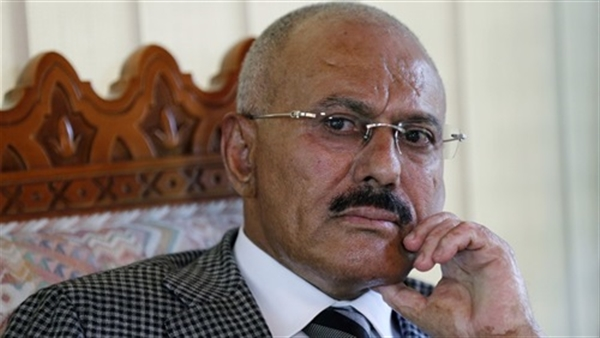 Saleh escapes to area of birthplace