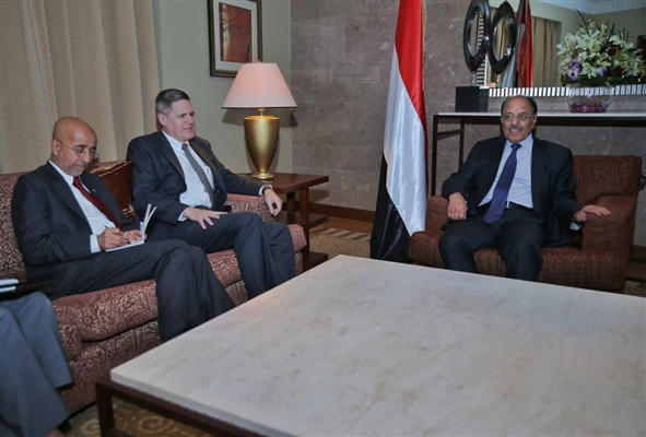VP, US Ambassador discuss fight of terrorism