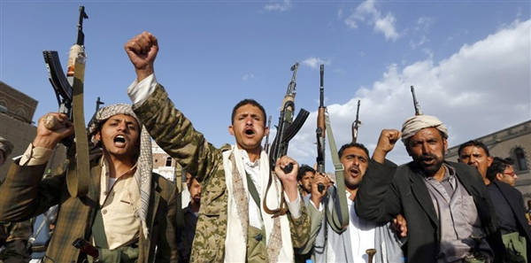 "Houthis break into "" mental hospital"" turns it into prison"