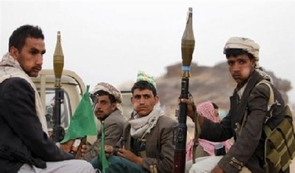 اشتباكات بالمدرعات بين قيادات حوثية في همدان بسبب خلافات