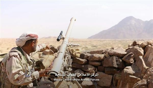 المليشيا تفشل في استحداث نقاط أمنية لمنع هروب مقاتليها من نقوب عسيلان