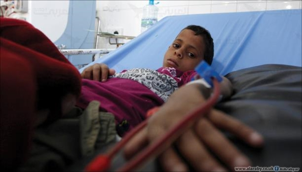 Reports of diphtheria infections in Taiz