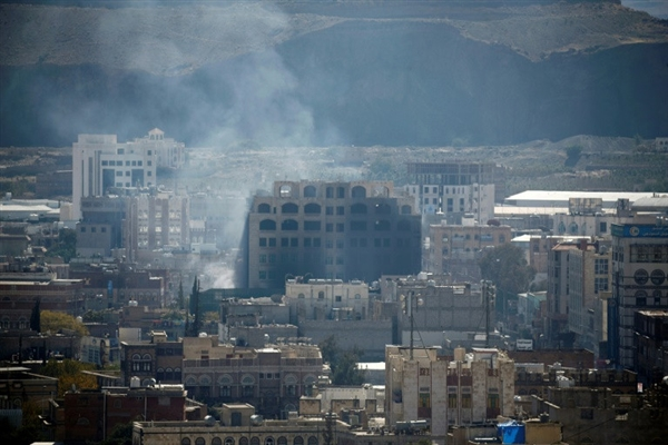 Clashes renew between Iran-aligned Houthis and Saleh supporters