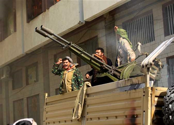 Houthis deploy Basij-like forces to block Sana'a exits