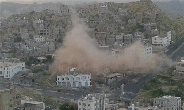 Child killed, adults injured in Houthi shelling in Taiz