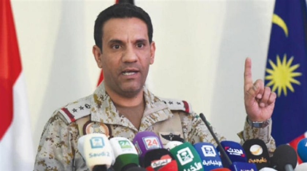 Arab Coalition spokesman says Yemen ports all open for aid