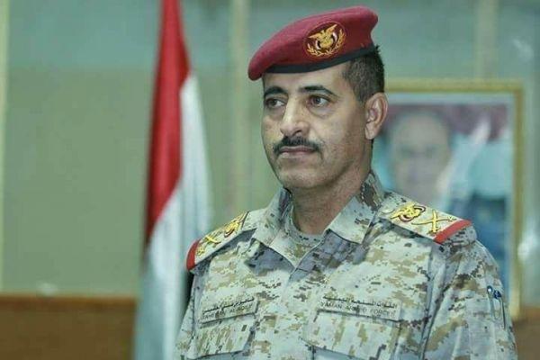 رئيس الأركان: مصممون على دخول صنعاء والطريق  إليها أصبحت سالكة