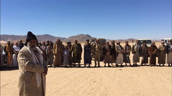 محافظ الجوف: الجيش الوطني والمواطنين يداً واحدة في المعركة استعادة مؤسسات الدولة