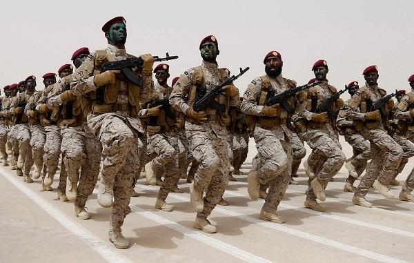 استشهاد أربعة من القوات المشتركة السعودية في مواجهات مع الحوثيين