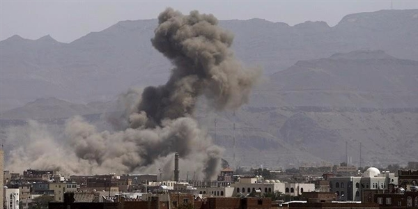 صعدة: مقتل قيادي حوثي مع خمسة من مرافقيه بغارة للتحالف في البقع