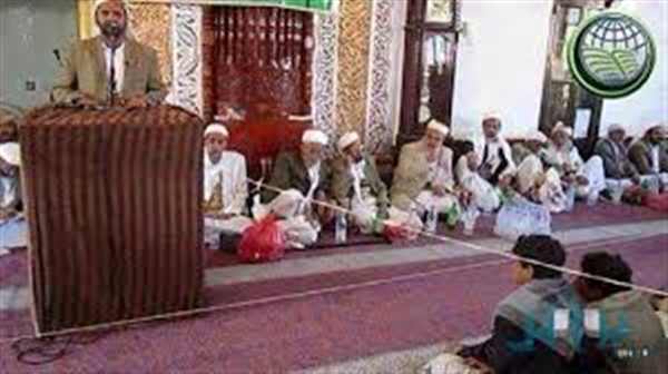 Houthis recruiting holy warriors through mosques
