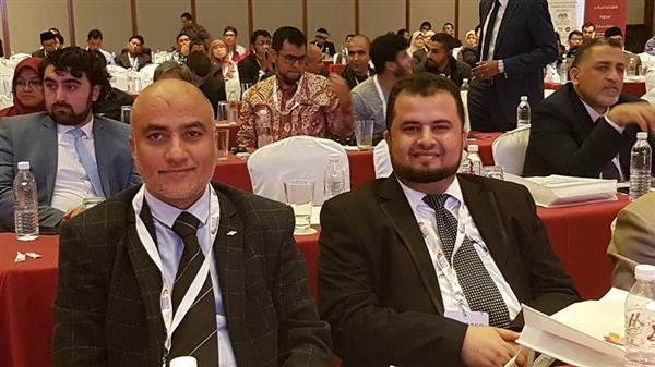 مؤسستي معاذ وإتقان تشاركان في أعمال المؤتمر الدولي للتعليم بماليزيا