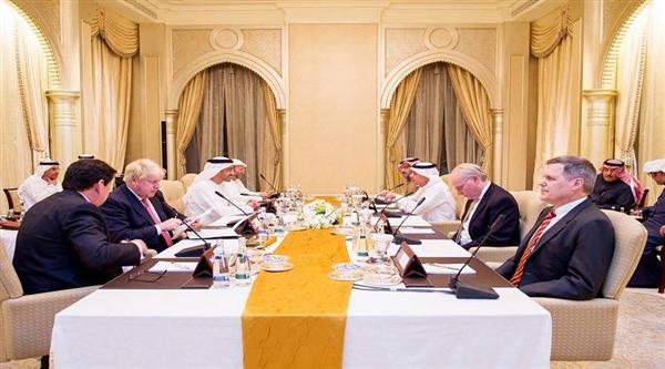 الخارجية البريطانية: اللجنة الرباعية الخاصة باليمن تجتمع اليوم في لندن