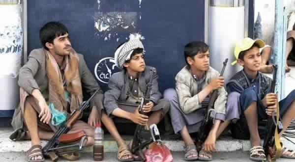 Saudi Arabia hands over 27 child fighters back to Yemen govt.