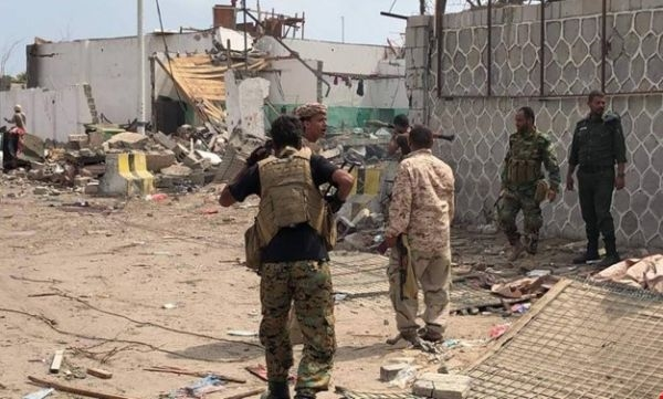 ICRC: 36 dead and 185 wounded in Aden clashes