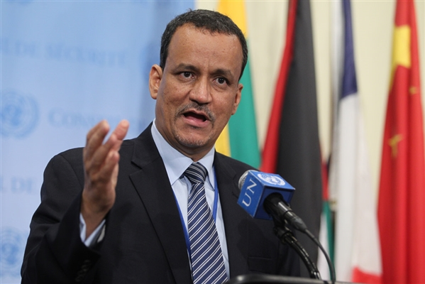 UN envoy says peace should build up on Kuwait talks