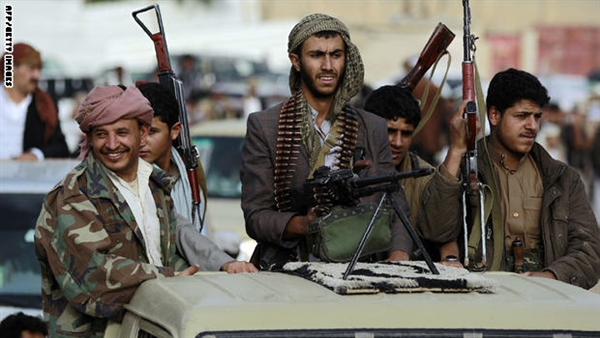 Int'l Peace League: Houthis used more than 1,000 detainees as human shields